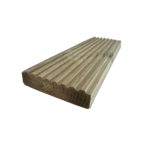 28 x 145 mm treated scandinavian redwood decking board for 4 8 meter decking boards