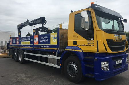 Rembrand Builders Merchants Dundee Building Material