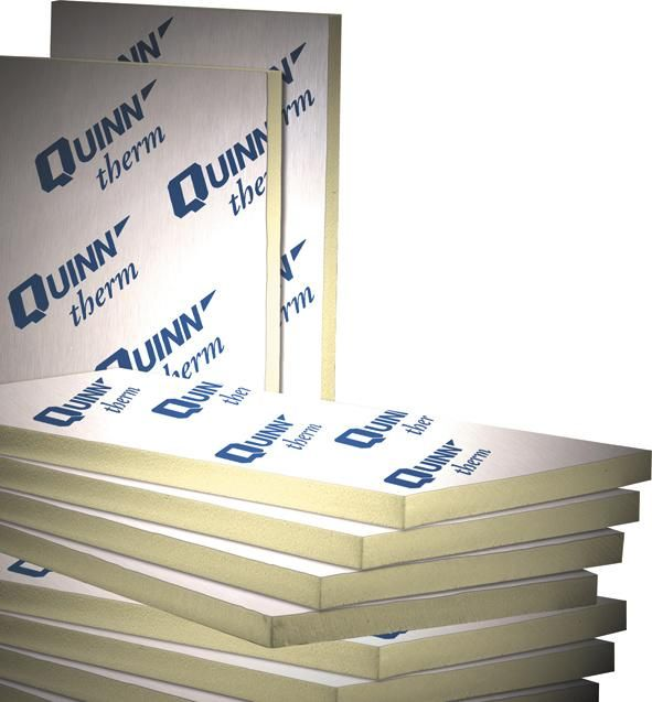Quinn Therm Insulation Boards Qf Amp Qr